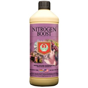 Nitrogen Boost By House and Garden