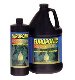 europonic rockwool conditioner by hydrodynamics international